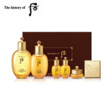 THE HISTORY OF WHOO Gongjinhyang Set [Monthly Limited -July 2018]